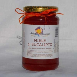 Miele Di Eucalipto Dei Monti Peloritani g. 500