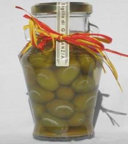 Olive Verdi In Salamoia g. 314 - sgocc. g. 200